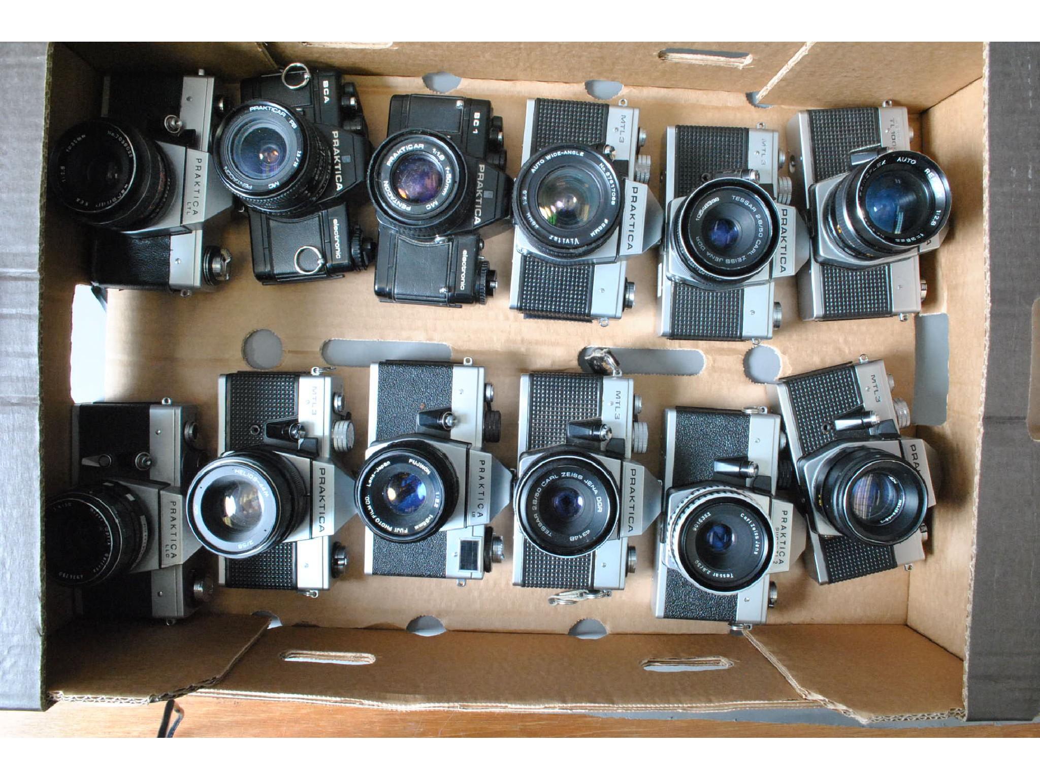 Обои Praktica bca electronic, камера. HI-Tech foto 19
