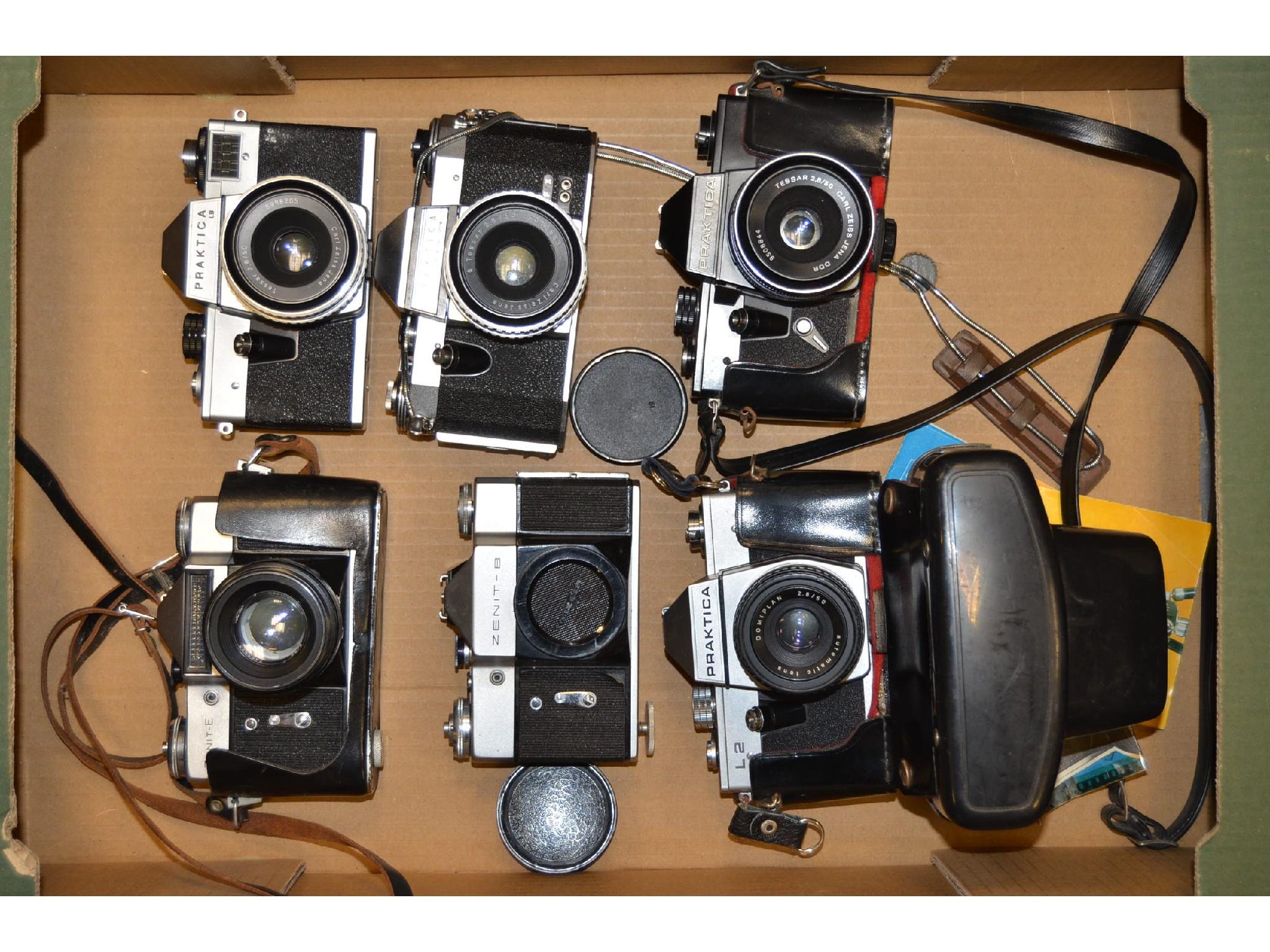 Обои Praktica bca electronic, камера. HI-Tech foto 18